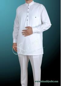 Erkek Takım (Beyaz)