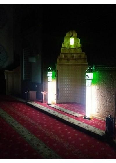 Medine Lüks Şamdan